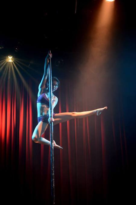 CHING LEE 2014 Pacific Pole Championships (Los Angeles) Level 4 Dramatic Division - 1st Place Reprised for the Girl Next Door stage Choreography and Coaching by Kelly Yvonne VIDEO: COMING SOON!