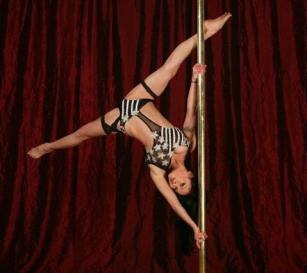 LENA FUMI 2014 Pacific Pole Championships (Los Angeles) Level 4 Dramatic Division Choreography and Coaching by Kelly Yvonne VIDEO: COMING SOON!