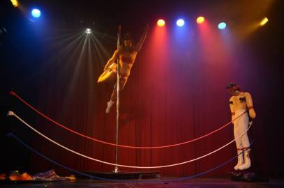 PAMELA MORRONE 2014 Pacific Pole Championships (Los Angeles) Level 4 Entertainment Division - 1st Place Reprised for the Girl Next Door stage Choreography and Coaching by Kelly Yvonne VIDEO: COMING SOON!