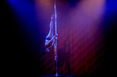 """LUJUANA """"CoCo"""" WASHINGTON 2014 Pacific Pole Championships (Los Angeles) Level 4 Championship Division - 1st Place Reprised for the Girl Next Door stage Choreography and Coaching by Kelly Yvonne VIDEO: COMING SOON!"""
