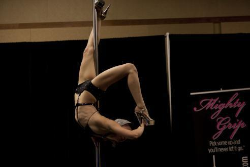 CHARLEY CRYSTAL 2011 Great Midwest Pole Dance Championships (Chicago) 2nd Place Choreography by Kelly Yvonne VIDEO: http://www.youtube.com/watch?v=2V0tqRloKr4&feature=plcp