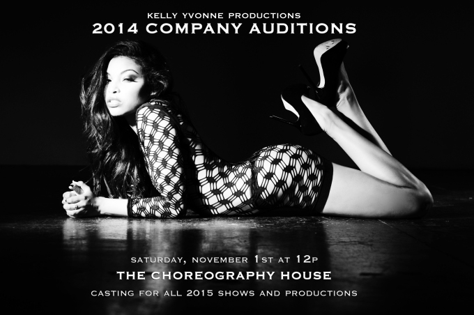 2014 Company Audition Announcement