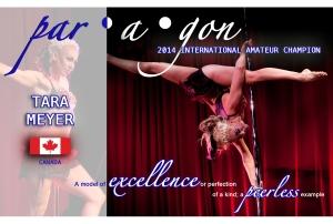 2014 International Amateur Champion Graphic