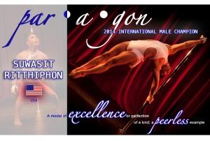 2014 International Male Champion Graphic